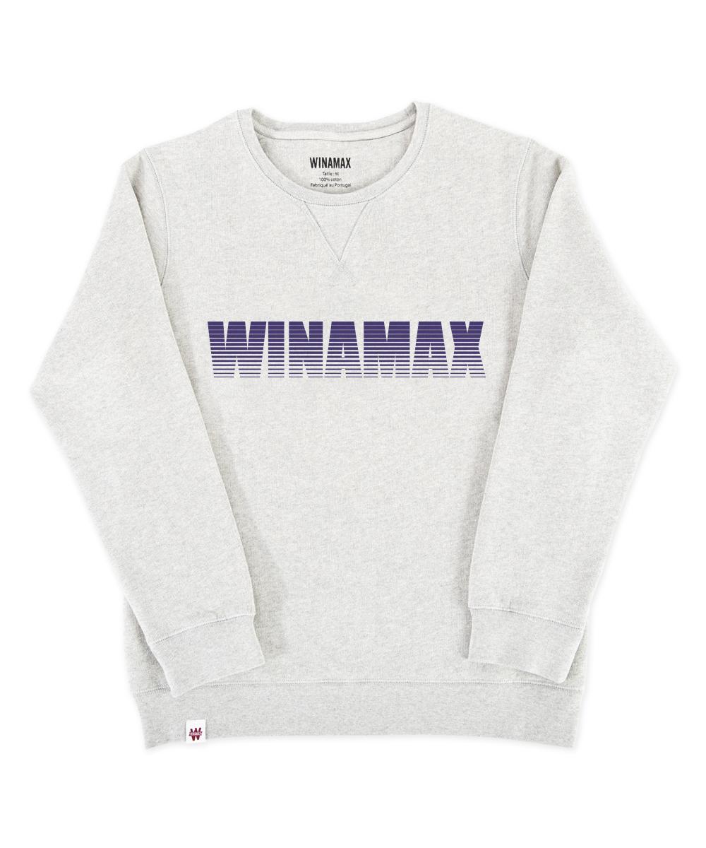 """Sudadera Mujer """"Miramax""""<br /> <i><u> (Varios colores disponibles)</u></i>"""