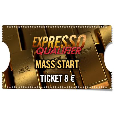 Ticket 8 € Expresso Qualifier - Mass Start