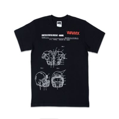 "T-Shirt ""Fútbol US"""