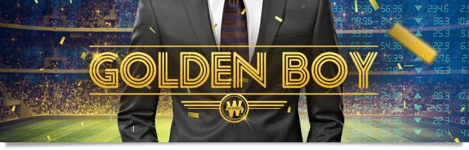 Golden Boy Challenge
