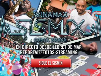 Winamax SISMIX Costa Brava 2019