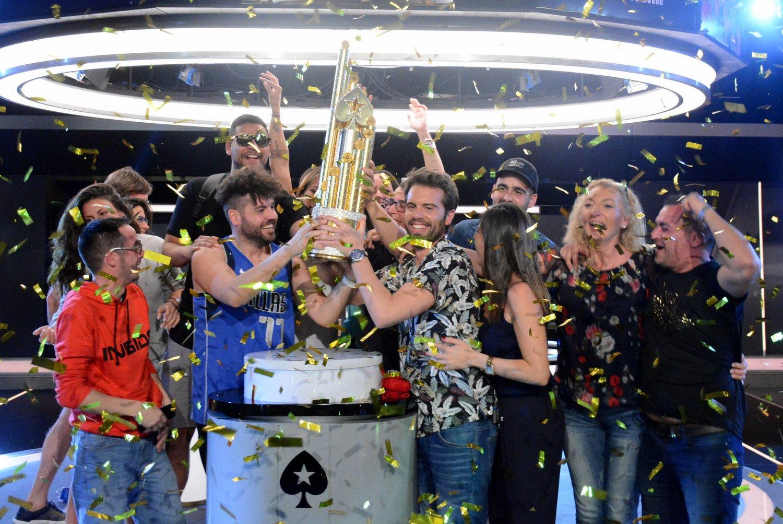ganador confeti