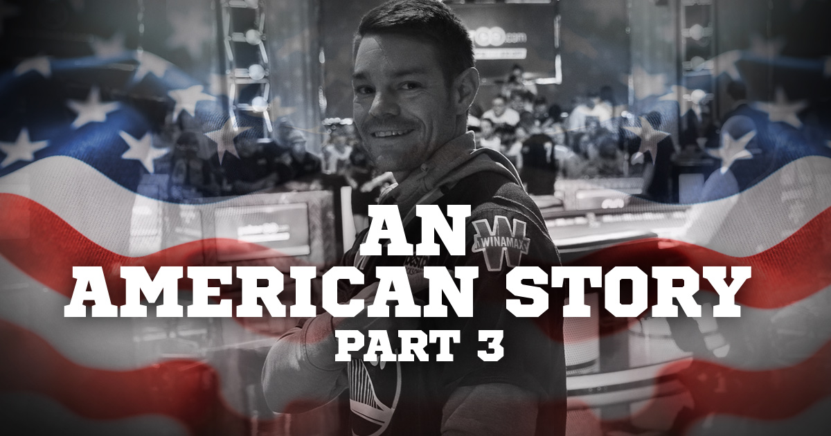 [Blog] An American Story (Part 3)