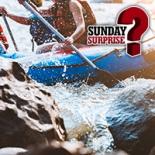 Sunday Surprise: ¡solo para aventureros!