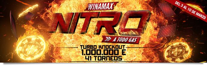 Winamax Nitro: Día, 2
