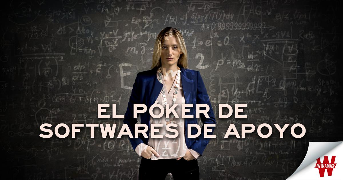 [Blog]  El póker de «softwares» de apoyo