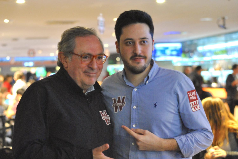 Michel y Adrián