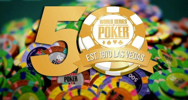 WSOP 50