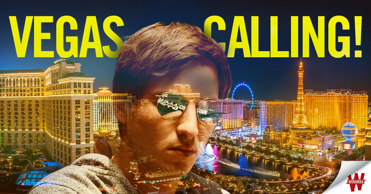 [Blog] Las Vegas calling!