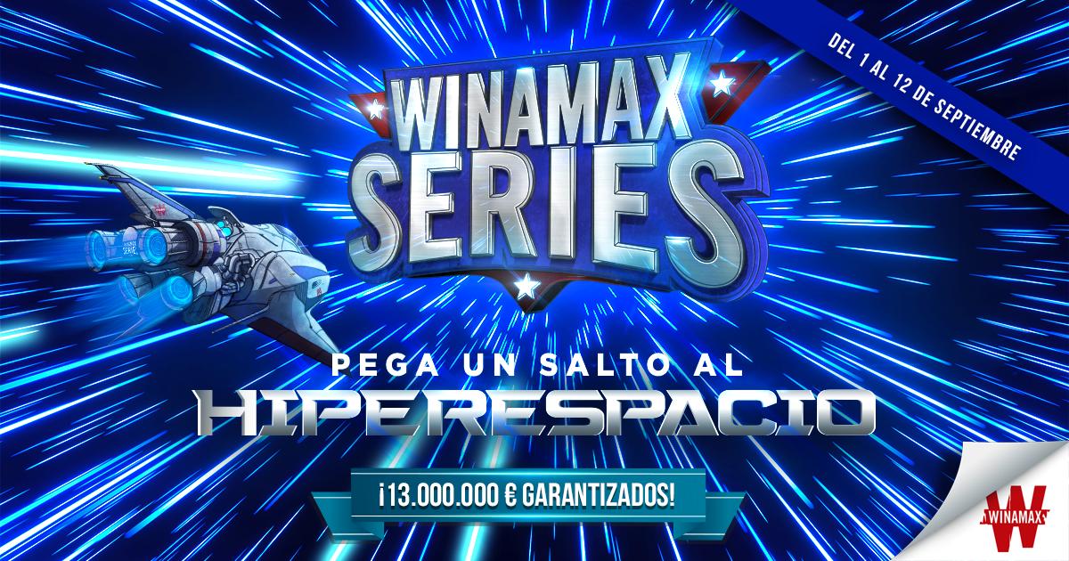 Winamax Series, Día 11: 1,2 millones de euros antes del fin de fiesta