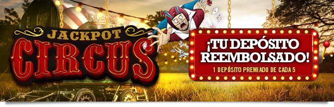 Jackpot Circus
