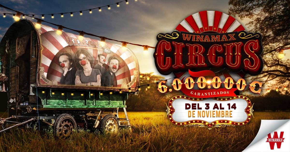 Winamax Circus, Día 10: Floufist reina en el 4-max KO