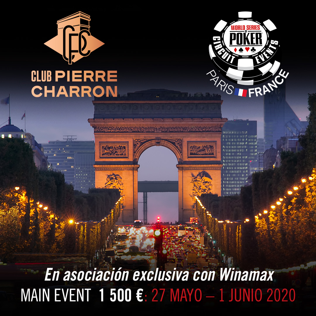 WSOP Paris