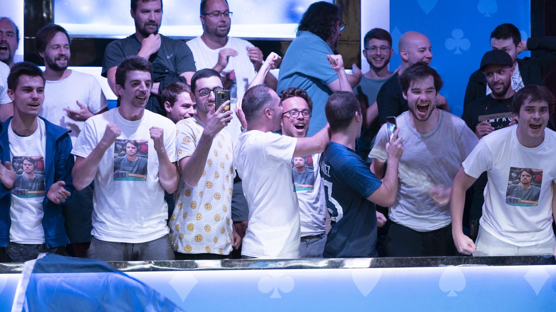 WSOP Romain Lewis