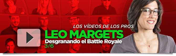 Leo Margets - Battle Royale