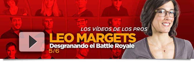 Leo Margets - Videos de los Pros