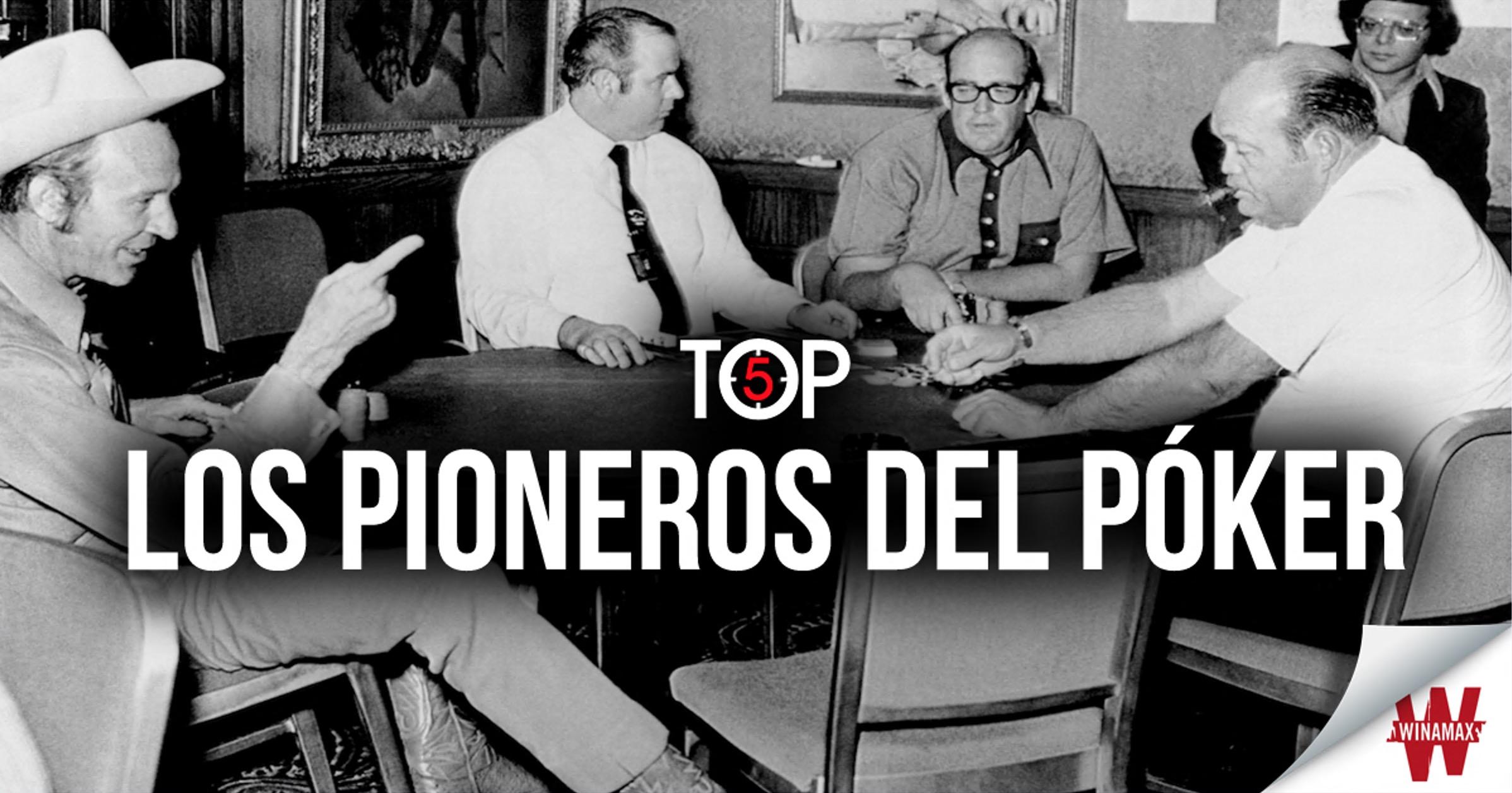 Pioneros del poker