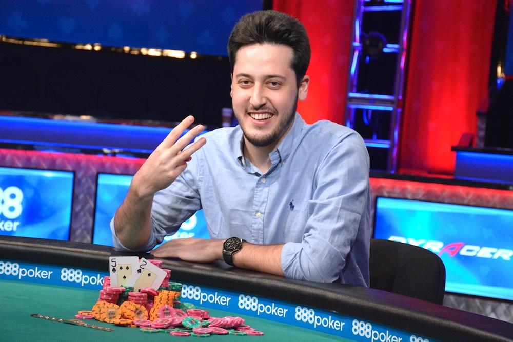 Adrián Mateos WSOP