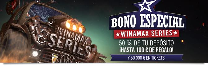 Bono Winamax Series