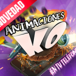 Animaciones KO