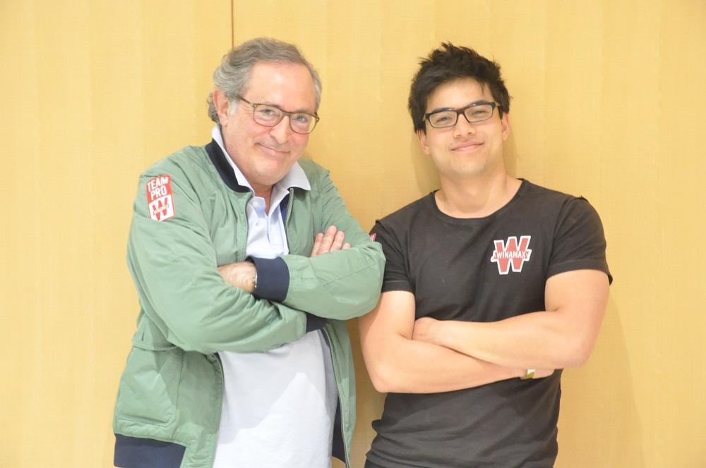 Michel y Pierre