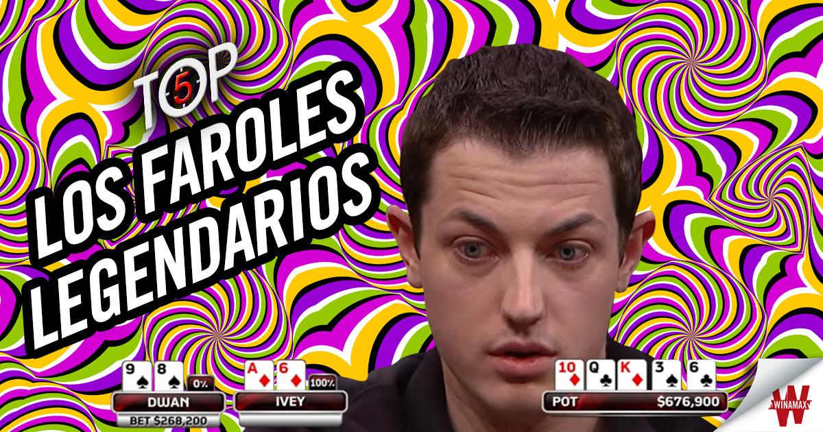 Top 5 - Faroles
