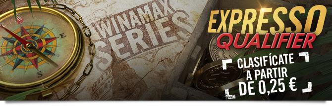 winamax series expresso