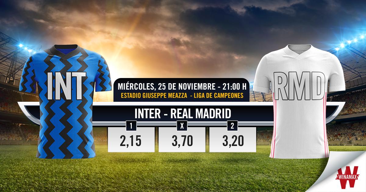 Inter vs. Real Madrid: previa del partido