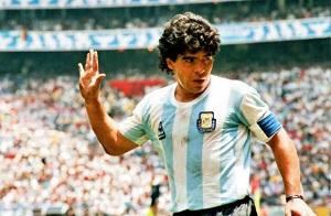 Maradona R.I.P.