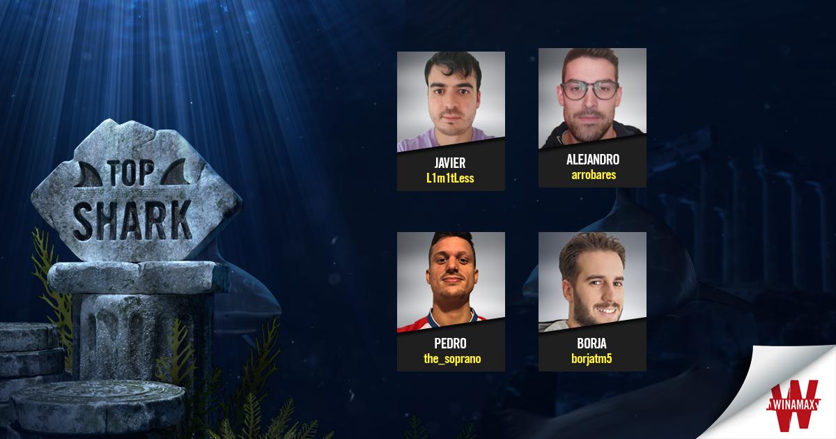 Finalistas Top Shark