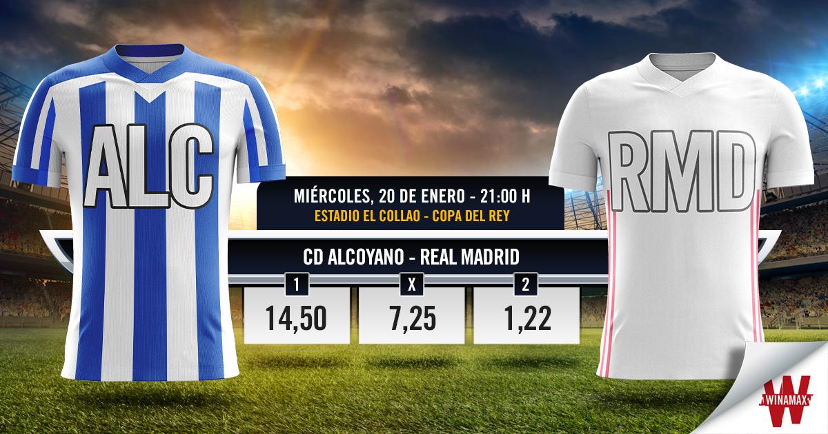 Alcoyano vs. Real Madrid: previa del partido