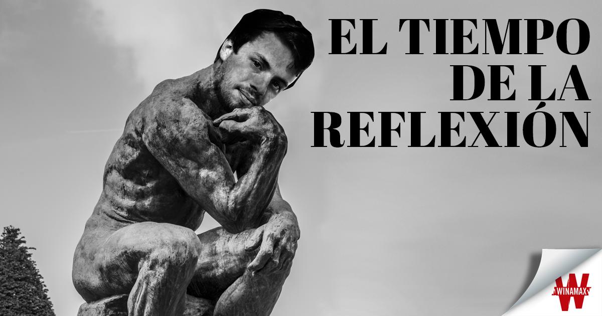 [Blog] El tiempo de la reflexión