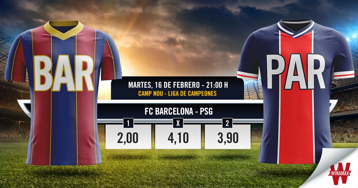 FC Barcelona vs. PSG: previa del partido