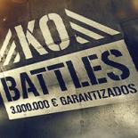 KO Battles, Día 2