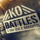 KO Battles, Día 3
