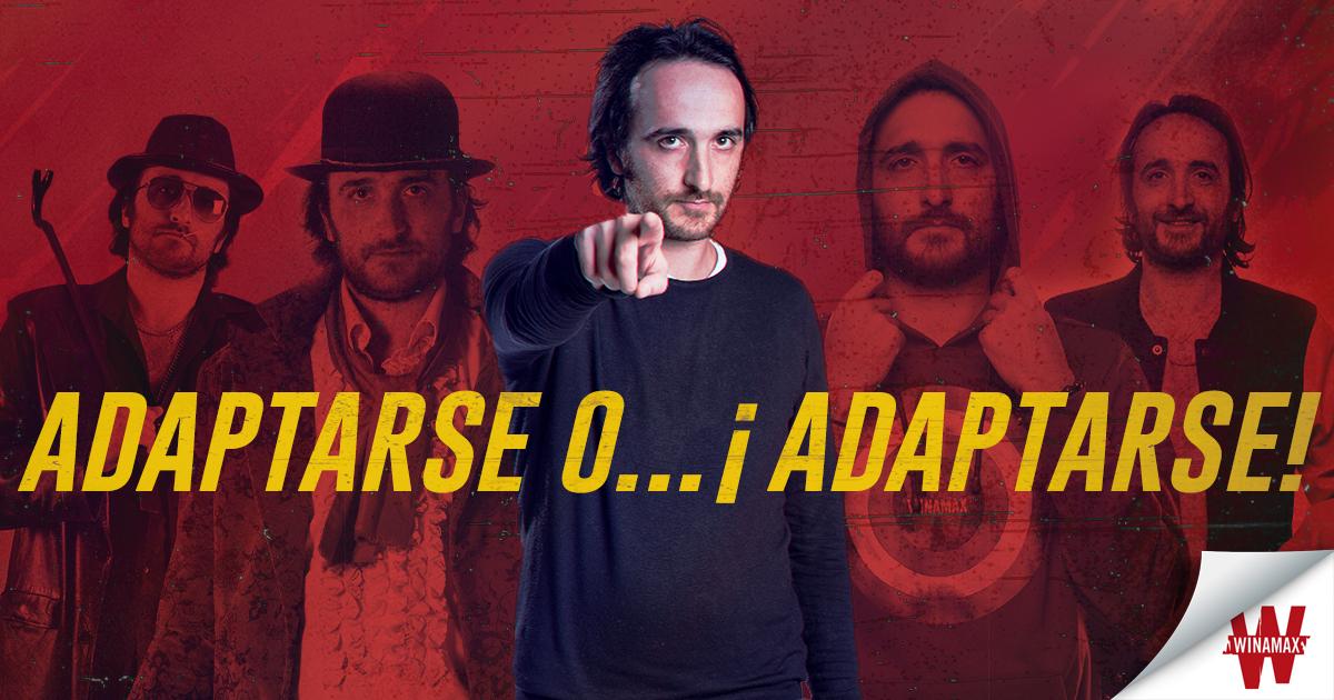[Blog] Adaptarse o... ¡adaptarse!