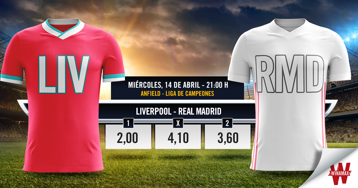 Liverpool vs. Real Madrid: ¡la previa del partido!