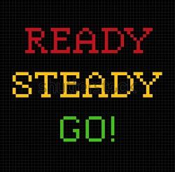Ready,Steady.Go