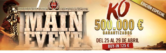 main event 500 k