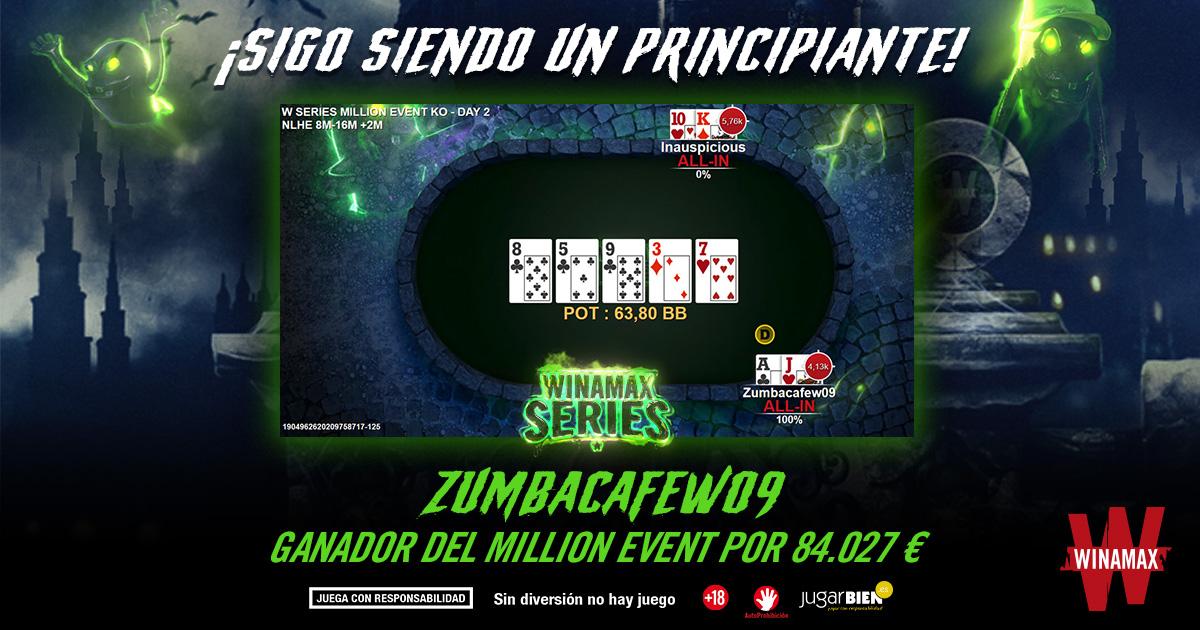 Zumbacafew09 MIllion Event