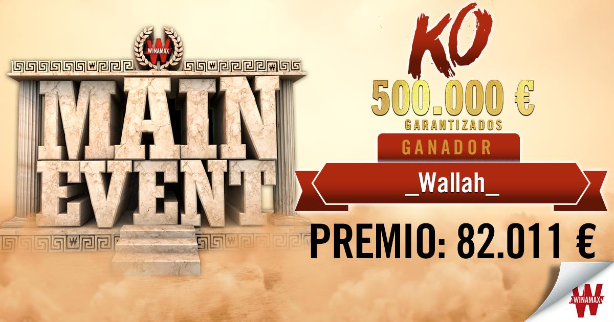 main event xxl