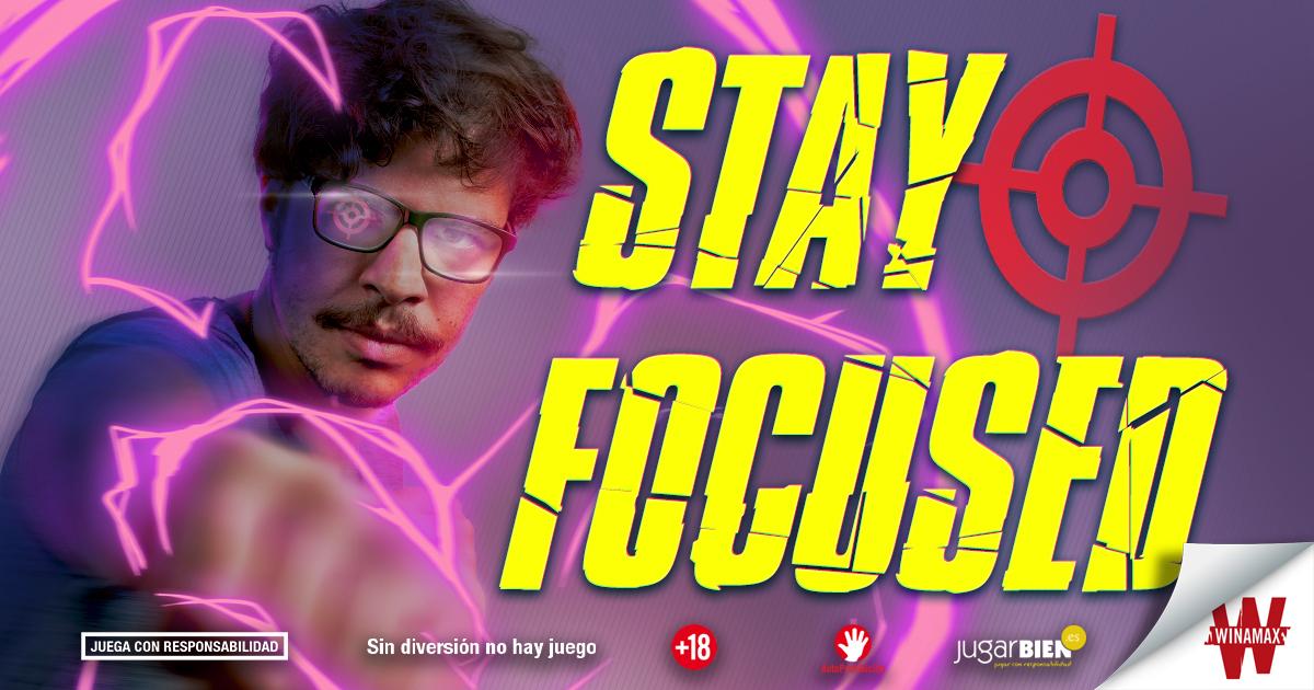 [Blog] Stay focused!