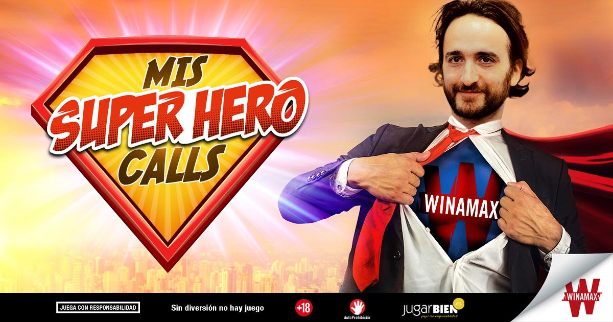 [Blog] Mis super hero calls