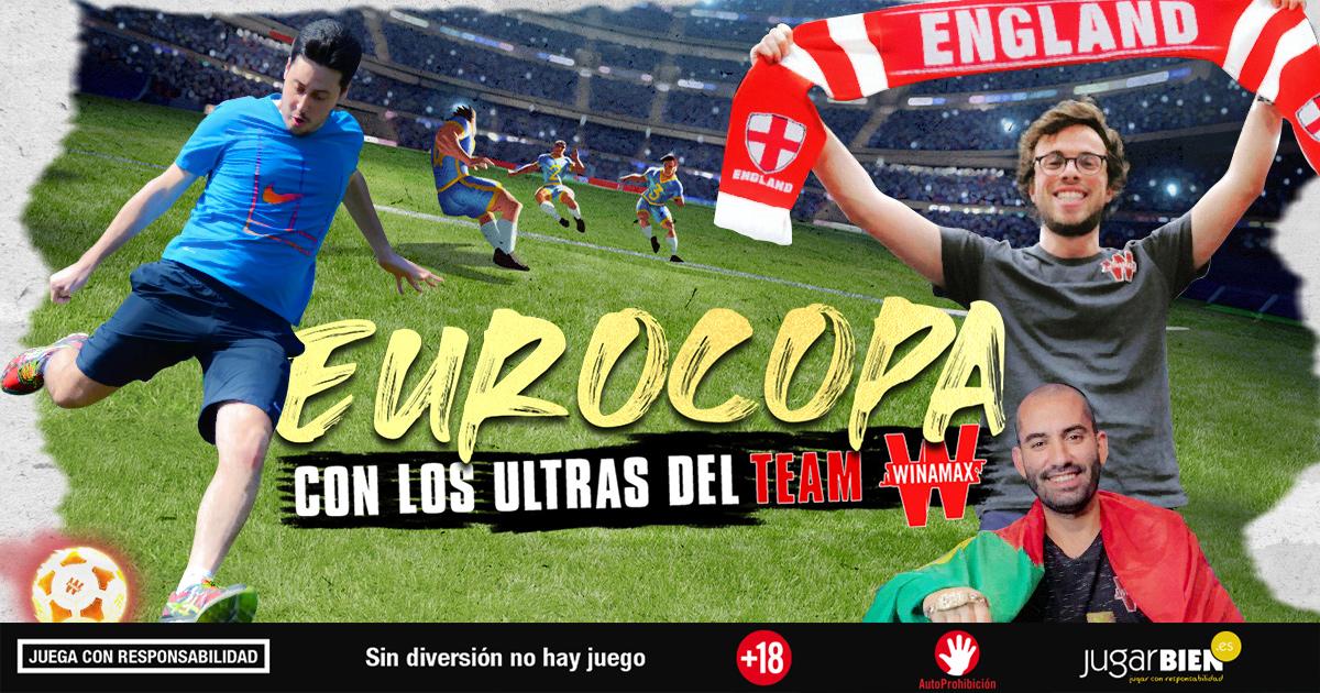 Eurocopa: con los ultras del Team Winamax