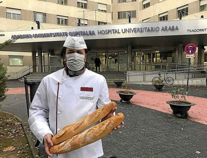 Pan bajo el brazo