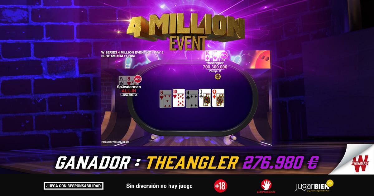 4 Million Event