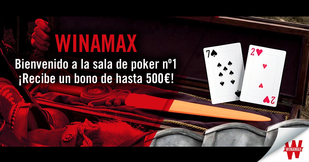 Poker Online Juega En Winamax