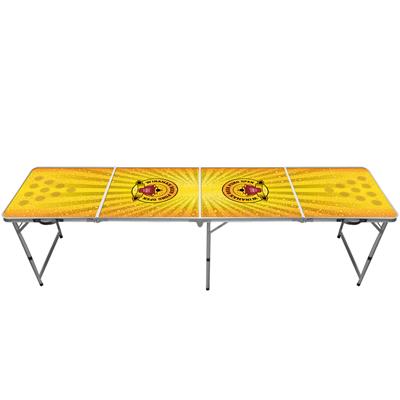 Mesa beer-pong + pack de vasos y pelotas
