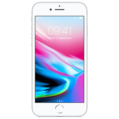 Apple iPhone 8 Plus 64 GB Plata