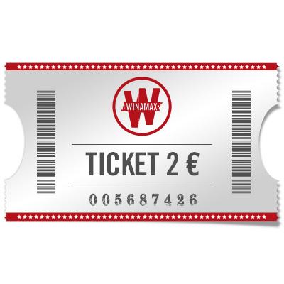 Ticket 2€